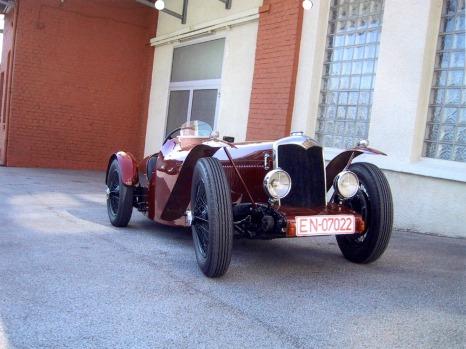 Riley Nine 1934