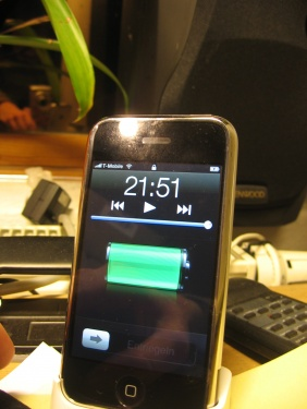 Mein iPhone!