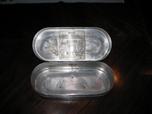 degea dose für windschutzbrille
