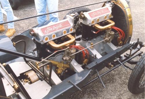 Bugatti Typ 14