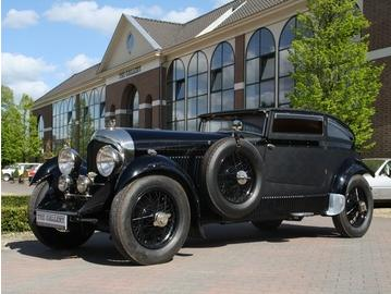 1929 Bentley Eight Blue Train Special for