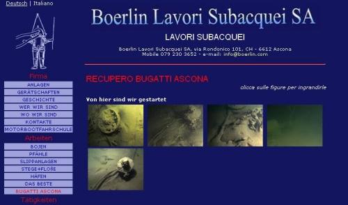 BOERLIN- Lavori subacquei - Unterwasserarbeiten_1255864620453