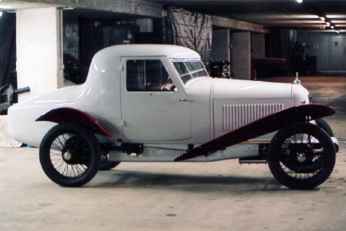 Amilcar CGSs Duval Coupe