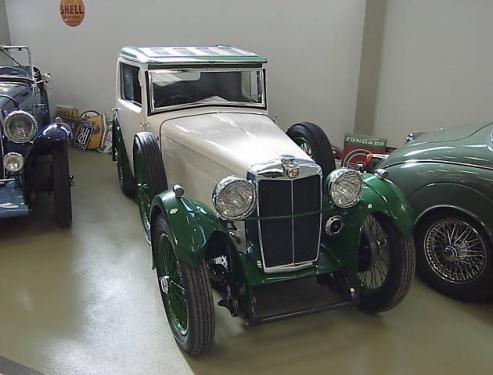 MG F 1 Magna Salonette