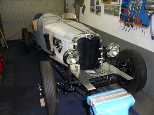 Triumph Gloria Special