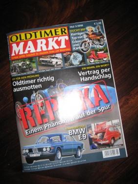 Oldtimer Markt 5/2010