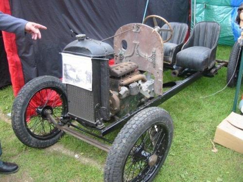 Amilcar CS 1922