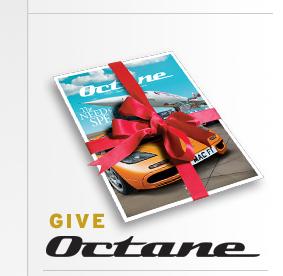 Octane Magazine