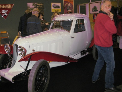 Amilcar CGSs Coupe (Duval)