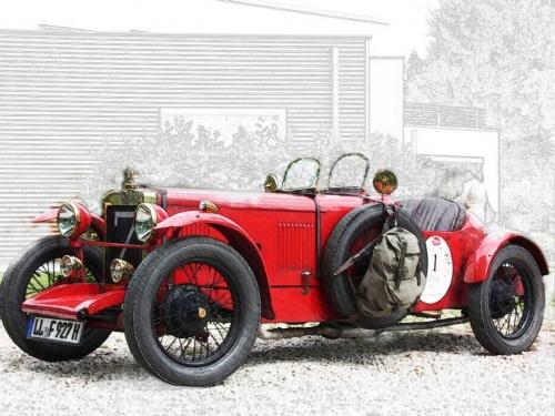 Fiat 509 Adams Special 1927