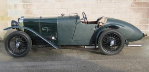alvis 1928 12/75 Le Mans