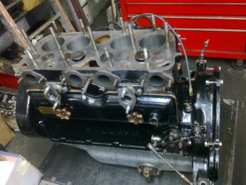 HIllman engine DZ 1926