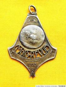 1923 Plakette