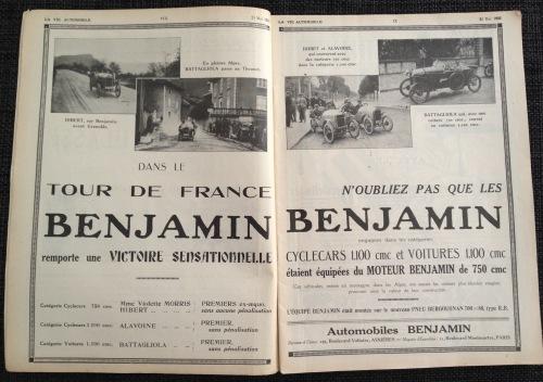 Anzeige 1923