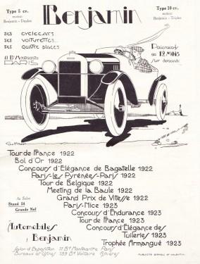 Benjamin-Anzeige-1923-2