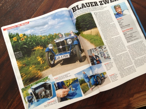 Artikel AutoMotorSport
