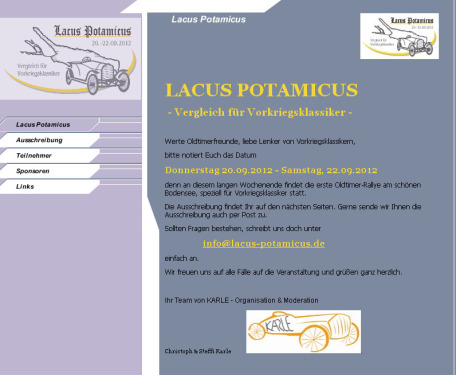 www.lacus-potamicus.de