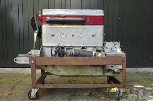 Fiat 519 Motor