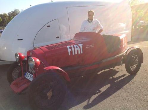Fiat 509 S 1926