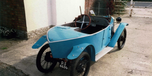 Benjamin Typ B 1922
