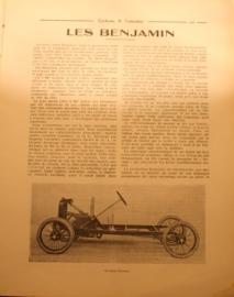 Cyclecars & Voiturettes No 29 Oktober 1922-1