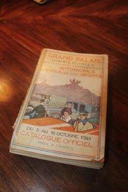 Grand Palai 16.Oktober 1921