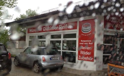 Oldtimerreifen München