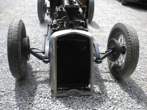 Salmson chassis 2
