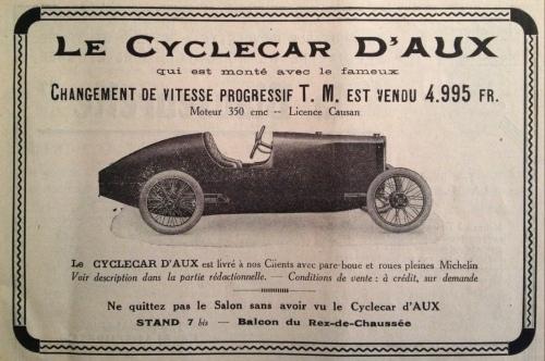 cyclecar D-Aux