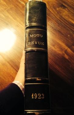 Moto-Revue 1923
