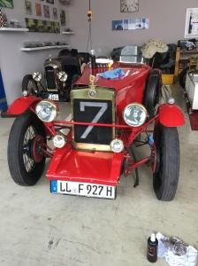 Fiat, Oldtimer,