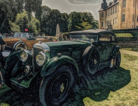 Das Original bei den Schloss Dyck Classic Days 2015