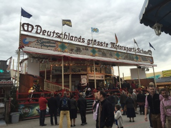 Pitts Todeswand Oktoberfest 2015
