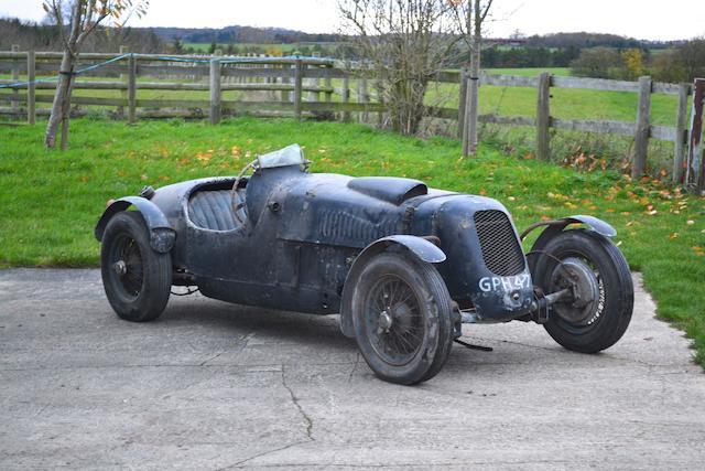 HRG Le Mans 1938