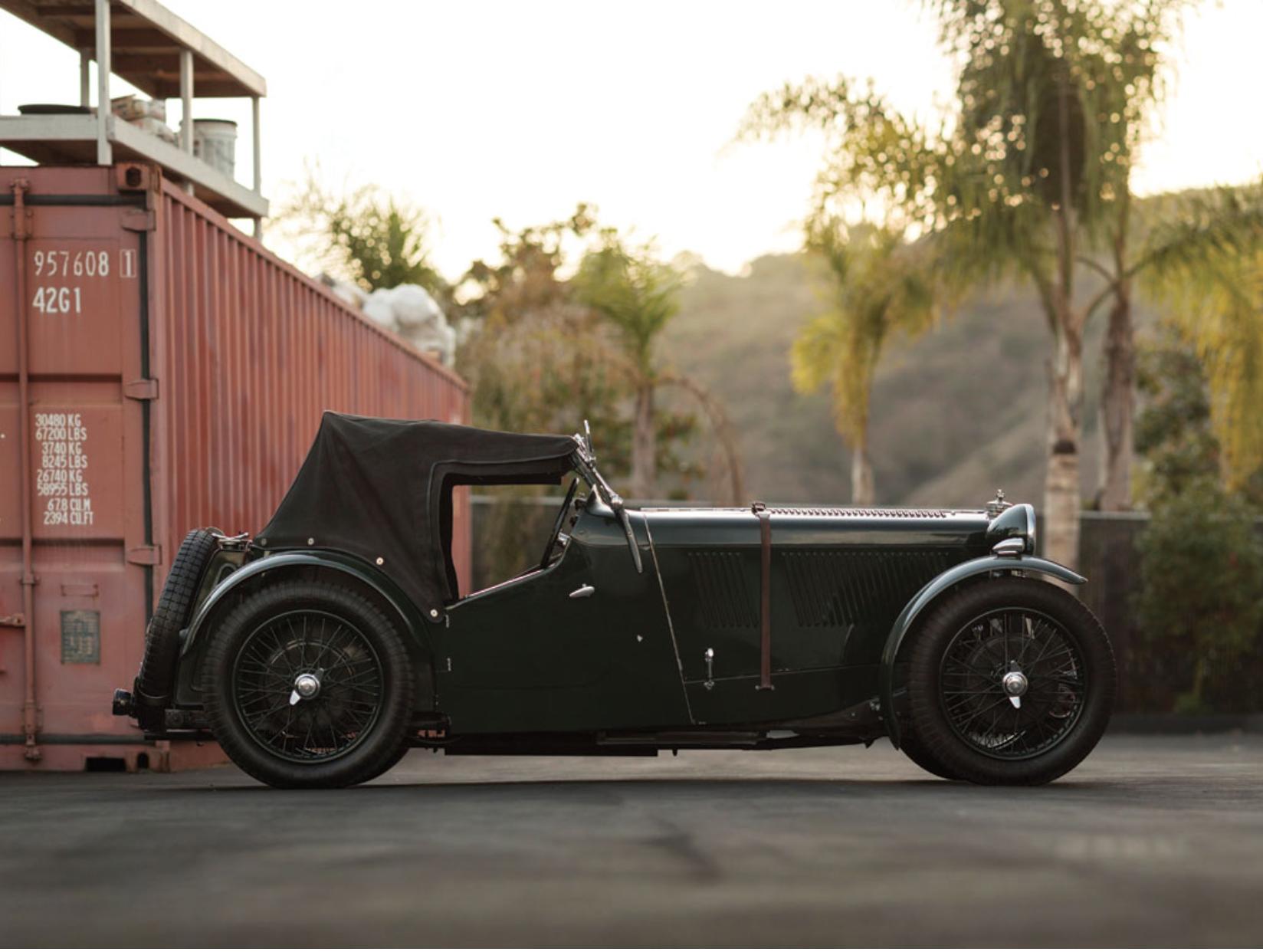 MG L-Type 1933