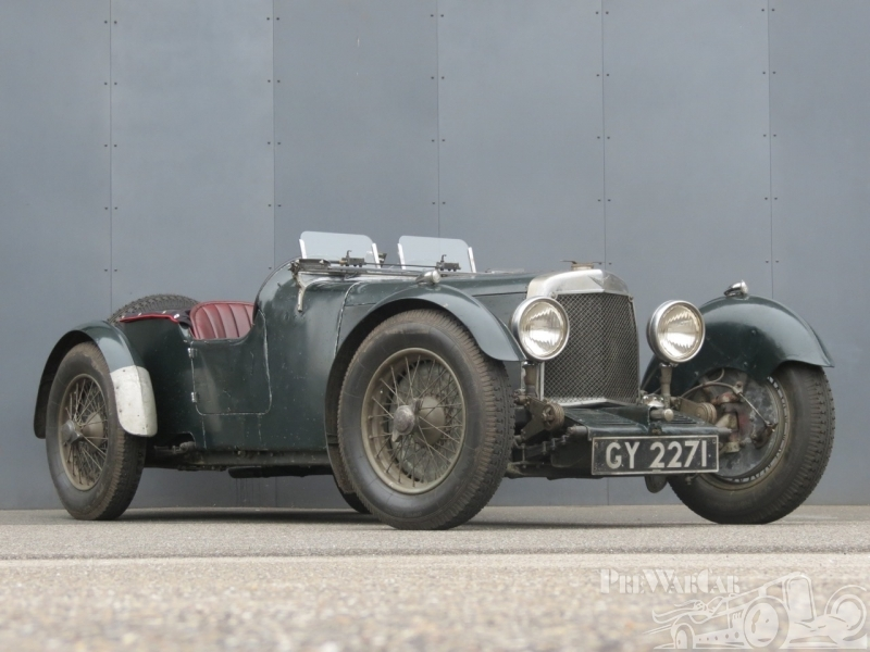 Aston Martin Le Man Short 1932
