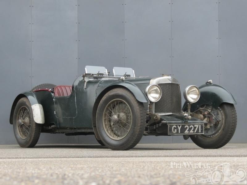 Aston Martin Le Man Short 1932