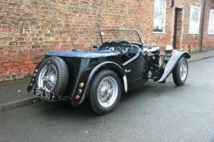HRG 1100 Alpine 1950