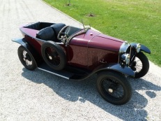 AMILCARS C4 1924 3 SEATER