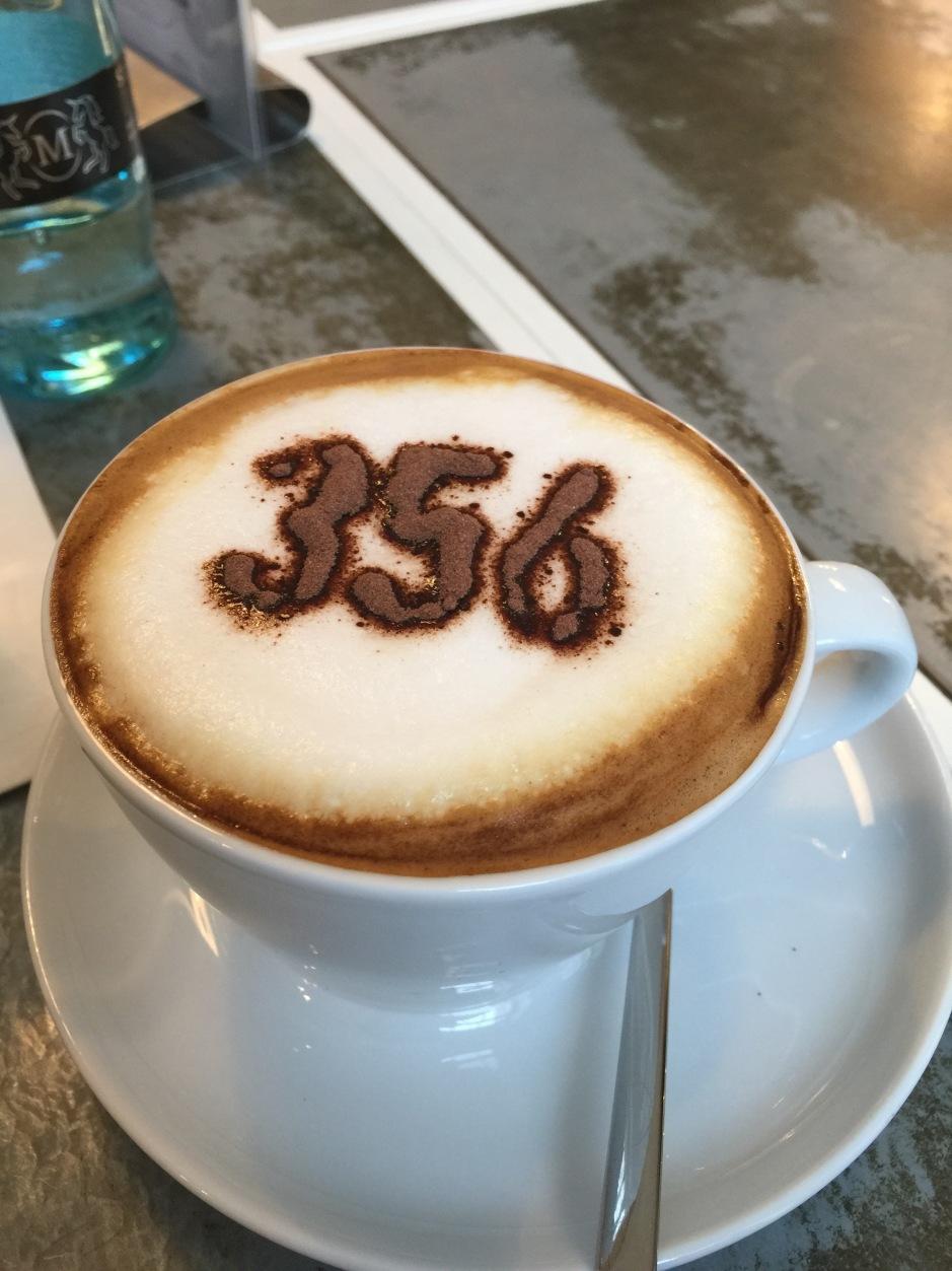 Porsche-Kaffee-Genuss