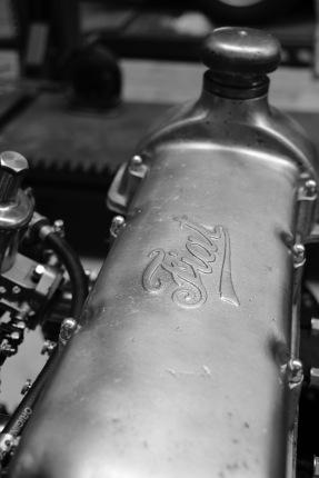 Fiat 509 Motor