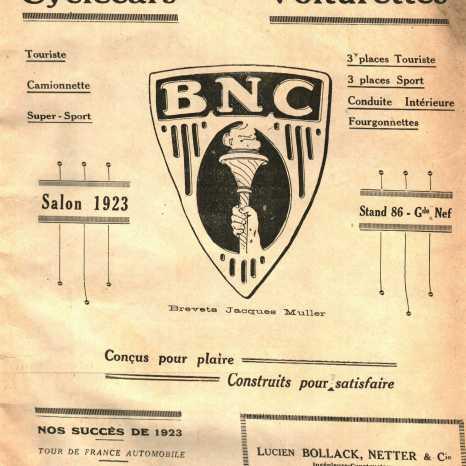bnc-1923-anzeige
