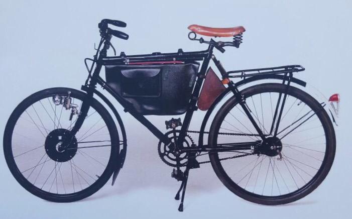 Schweizer-Militär-Fahrrad