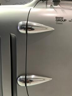 BMW Mille Miglia Stromliniekarosserie