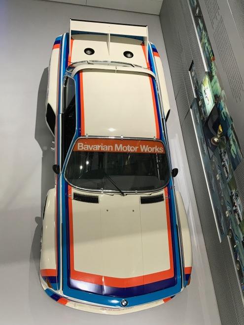 BMW Rennwagen CS