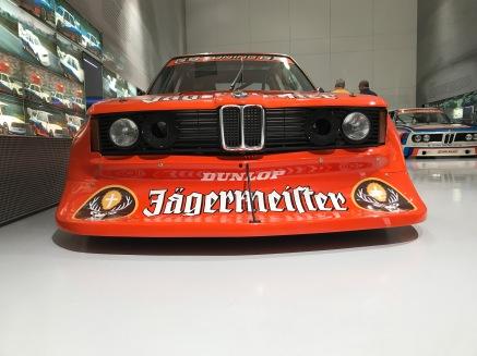 BMW Jägermeister Rennwagen