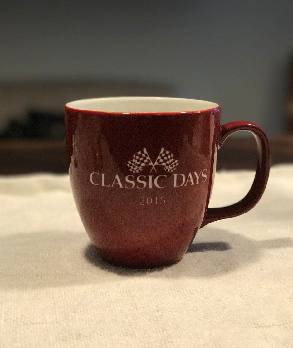 Classic Days Tasse