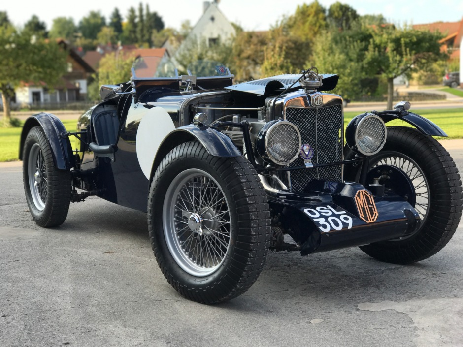 MG PA 1935 - Q-Type Special