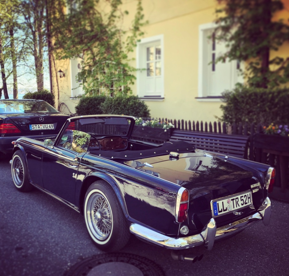 Triumph TR 5
