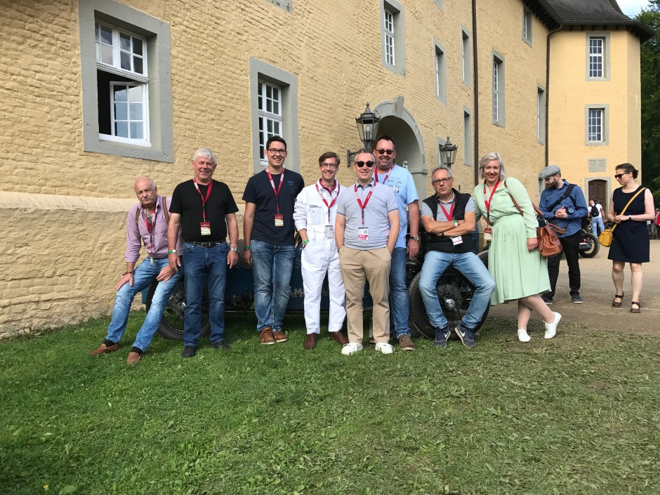 Teilnehmer Schloss Dyck Classic Days - Sonderlauf Cyclecars